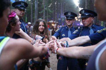 Cops and Kandi