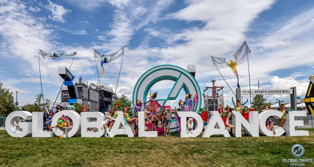 Global Dance Festival 2017 - A New Chapter Begins