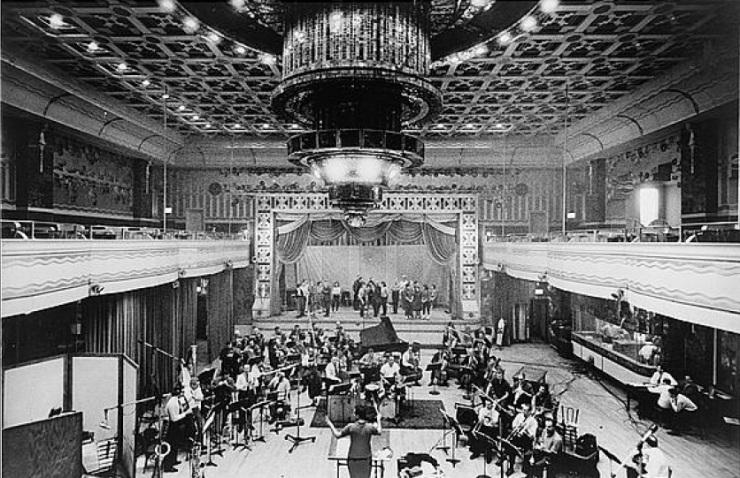 Webster Hall - Grand Ballroom