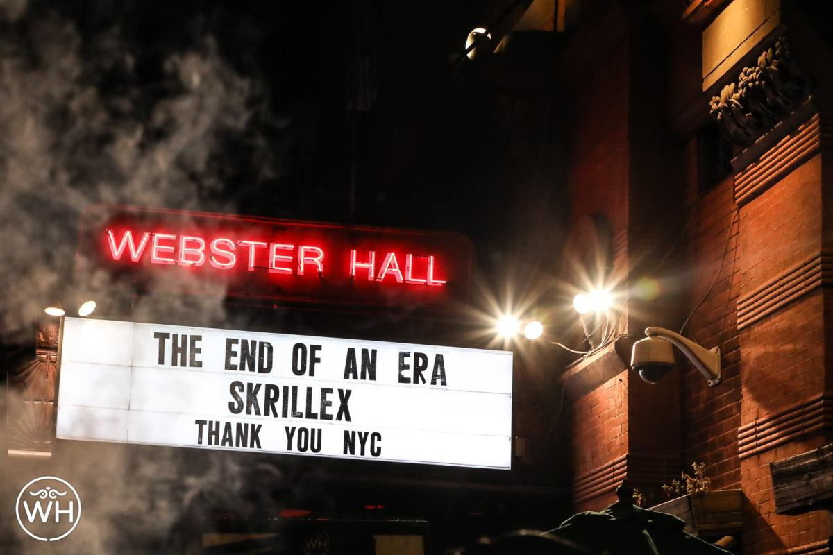 "Webster Hall - ""The End of an Era"""