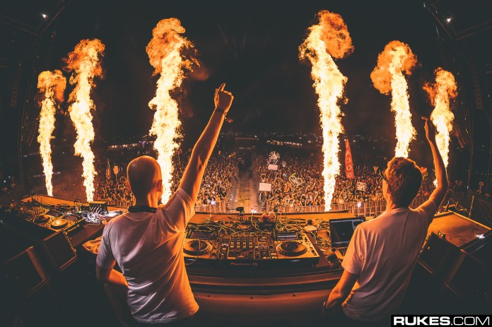 Above & Beyond Shot By Rukes