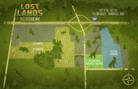 Lost Lands Camping