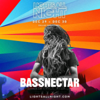 Lights All Night Artist Profile - Bassnectar