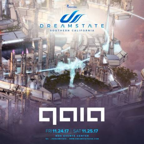 Dreamstate 2017 - announcement 1