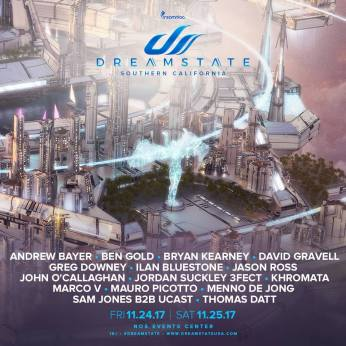 Dreamstate 2017 - announcement 4