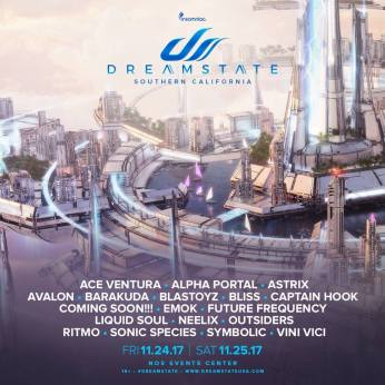 Dreamstate 2017 - announcement 5