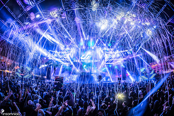 dreamstate - The Dream (stage)