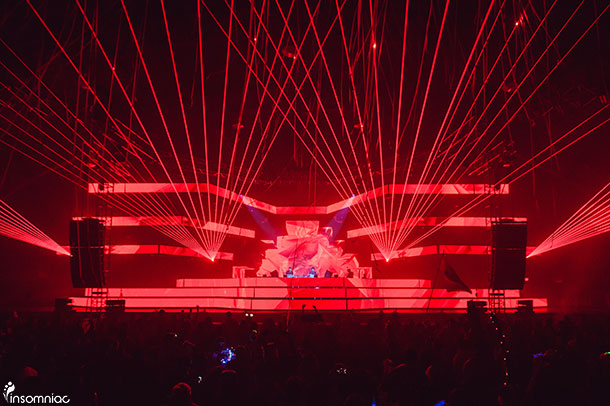 dreamstate - The Sequence (stage)