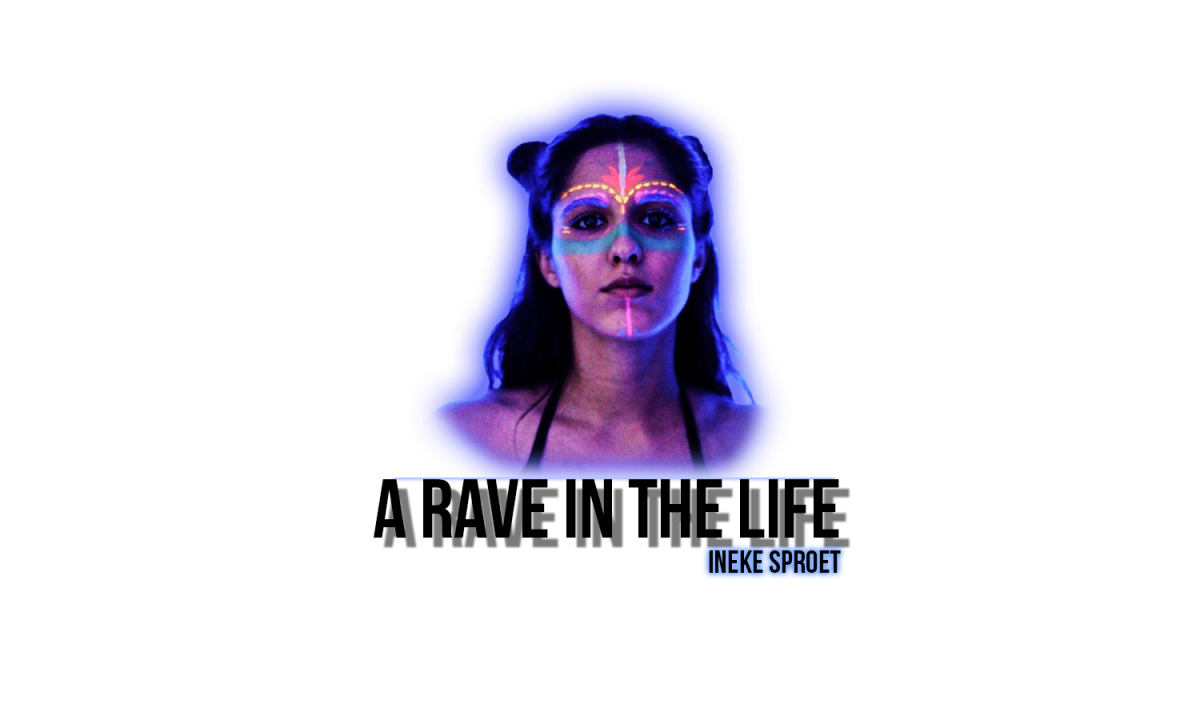A Rave In The Life - Ineke Sproet
