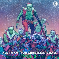 Bass Lovers, YOOKiE, Sullivan King, Carbin & Friends just dropped Christmas Bass Album!