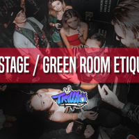 Backstage/Green Room Etiquette