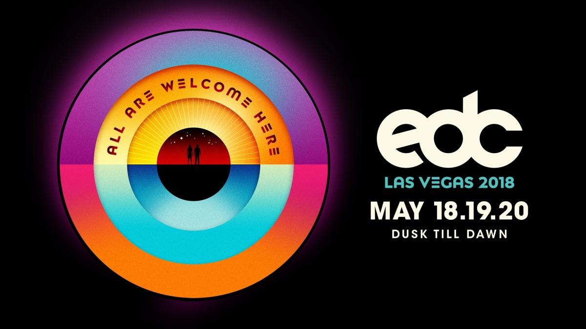 EDC Las Vegas 2018 Live Lineup Reveal