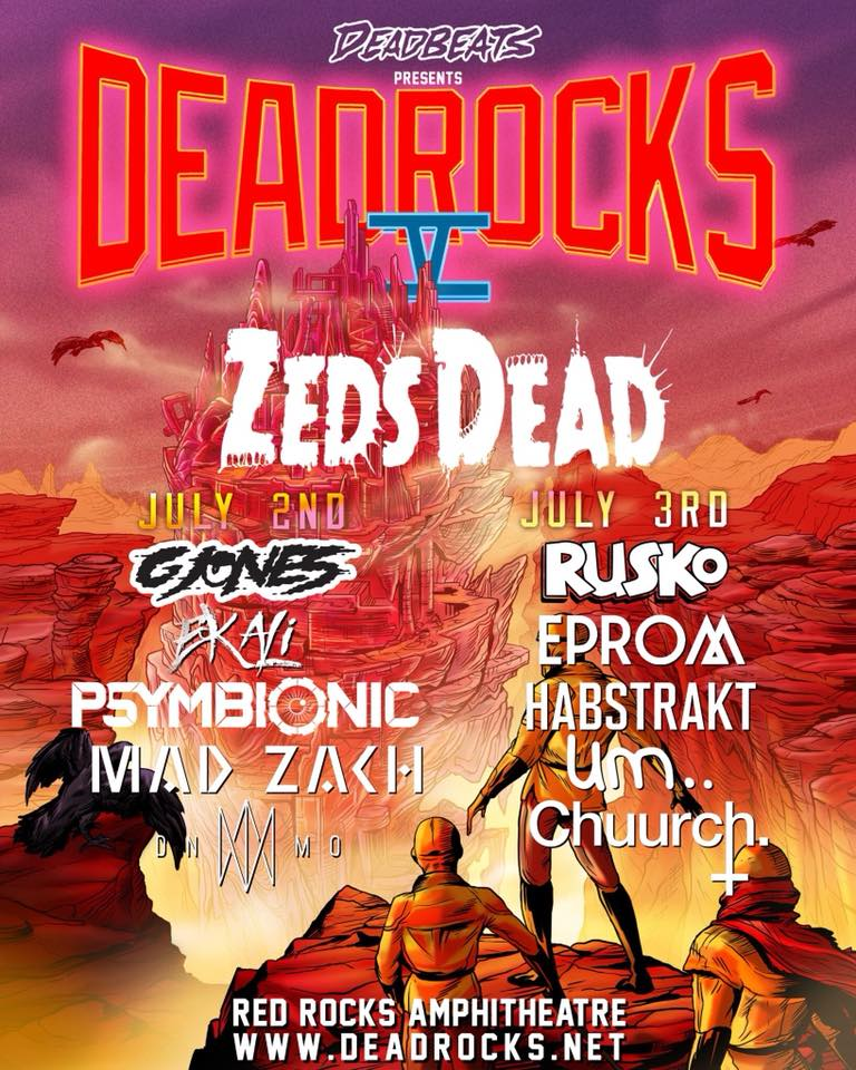 DeadRocks