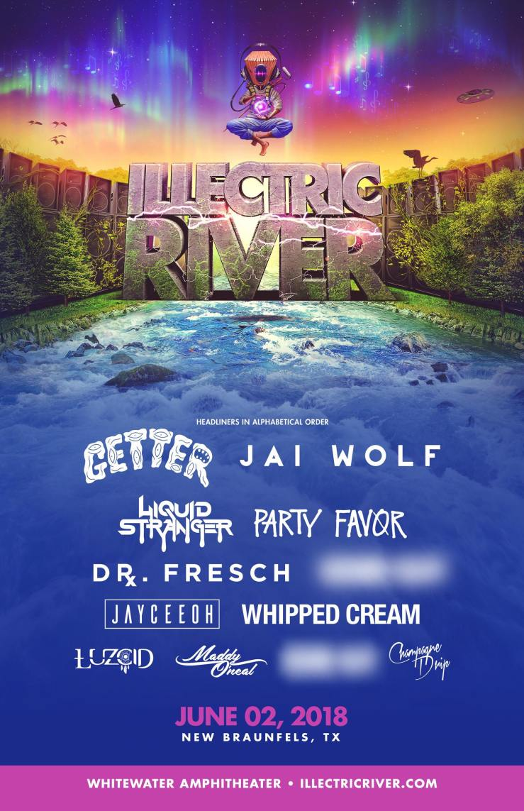 Illectric River 2018