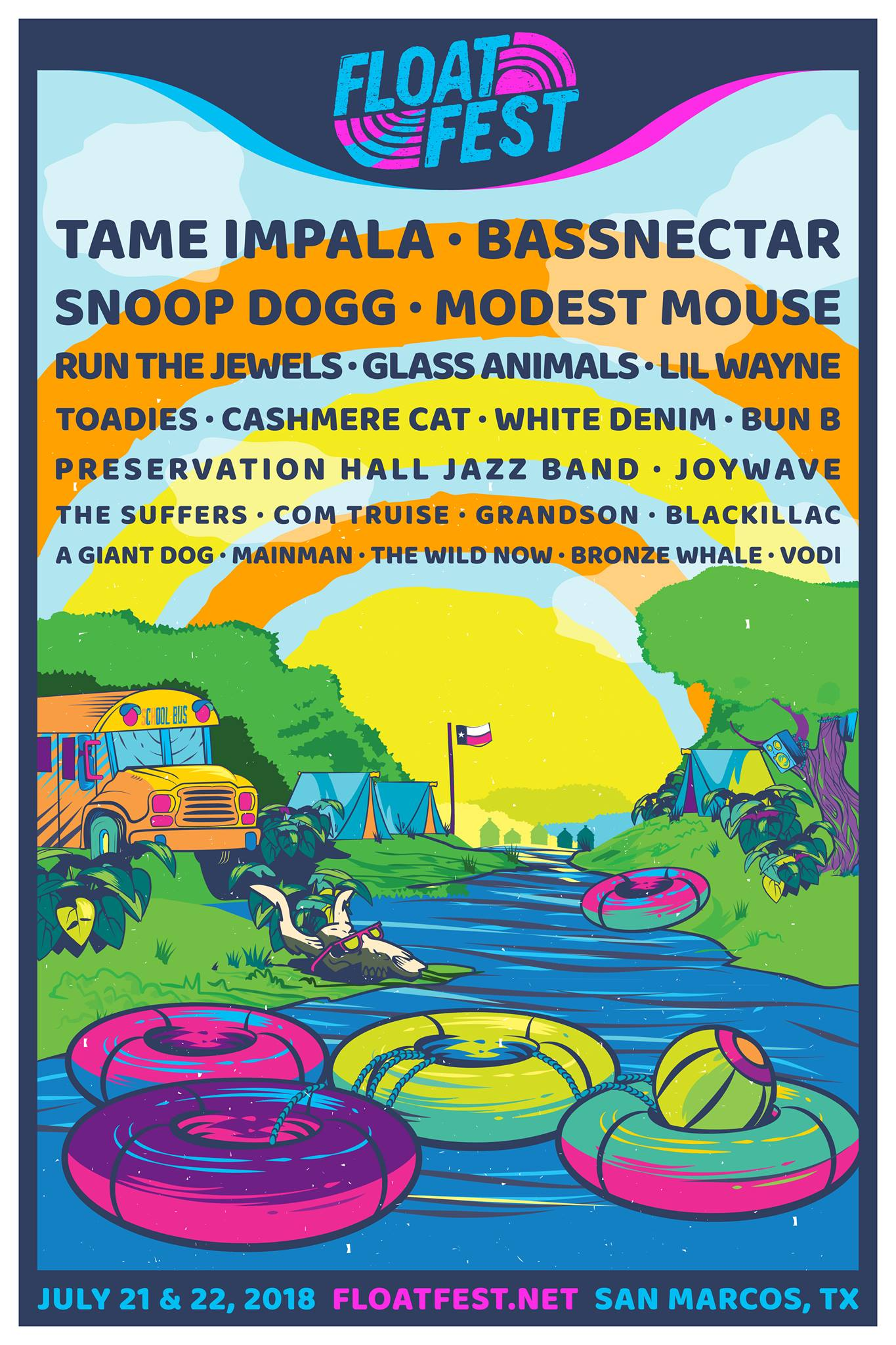 FloatFest2018