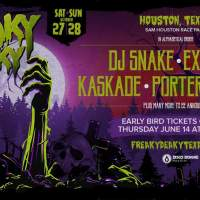 Disco Donnie Presents Houston with a Freaky Deaky Music Festival This Halloween