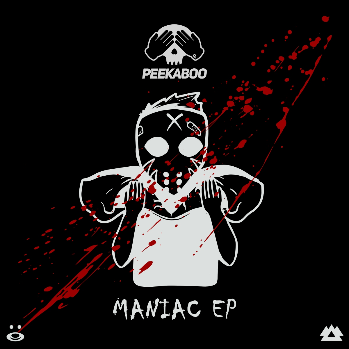 "PEEKABOO releases 4 track EP, ""Manic"", a spooky work of art."