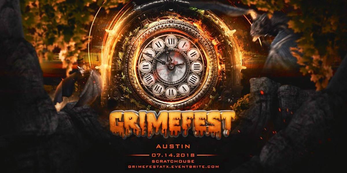GrimeFest Takes Over Austin Once Again!
