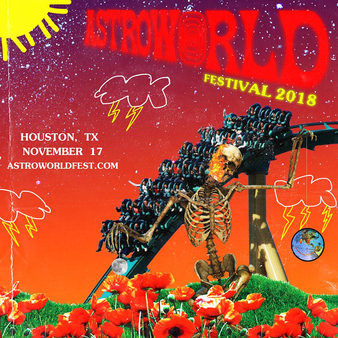 86d2aeb72844 Travis Scott Announces ASTROWORLD Festival – TRILLVO