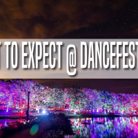 Dancefestopia, shaping up to be the great BASS escape!