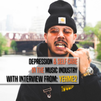 Depression & Self Care in the Music Industry | Featuring YehMe2