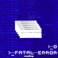 "i_o Infects us With a ""Fatal Error"""