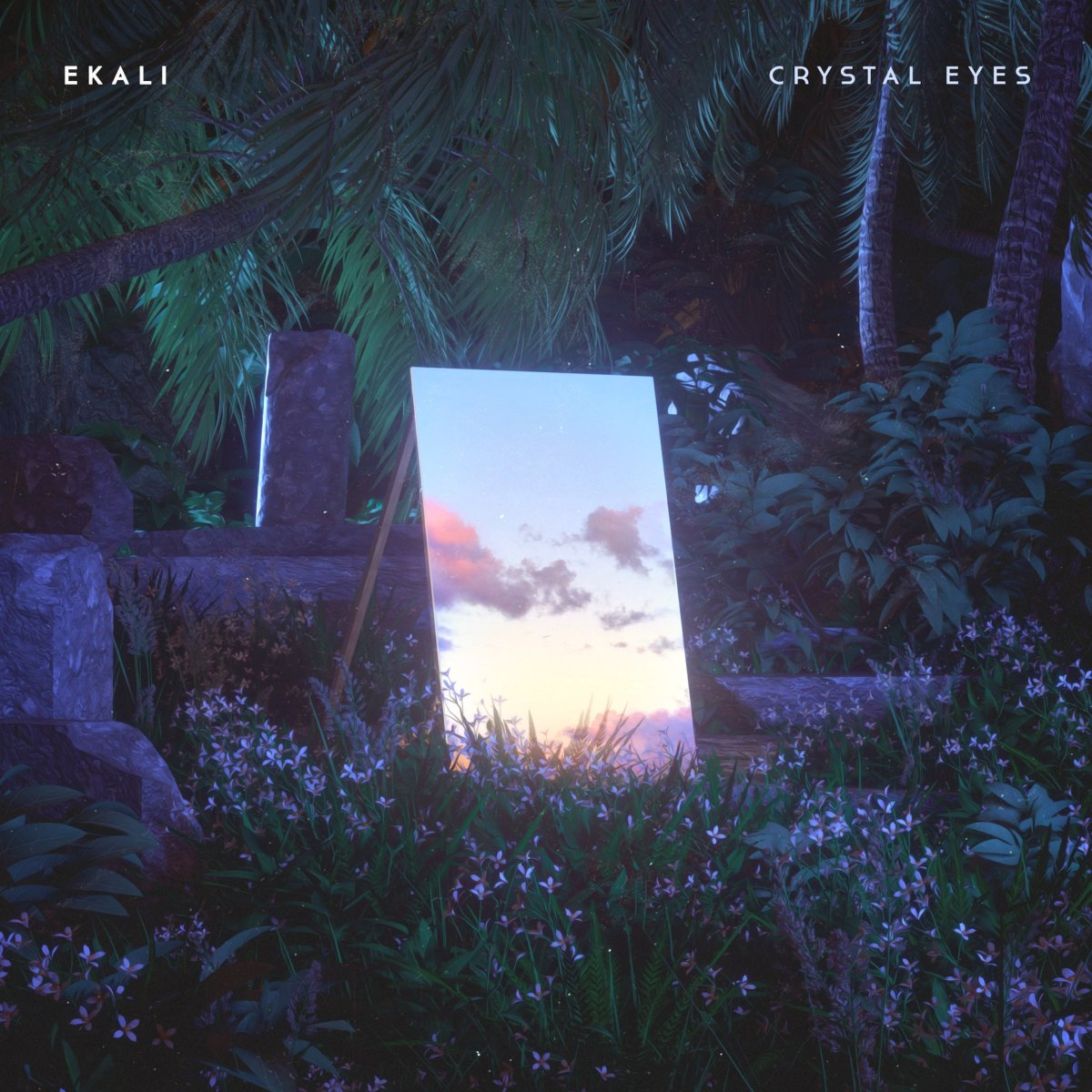 "EKALI Releases Debut EP ""Crystal Eyes"""