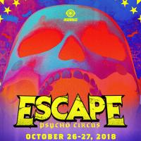 Ghosts, Goblins, and Ghouls It's Almost Time To Break Your Necks – Escape: Psycho Circus (2018)