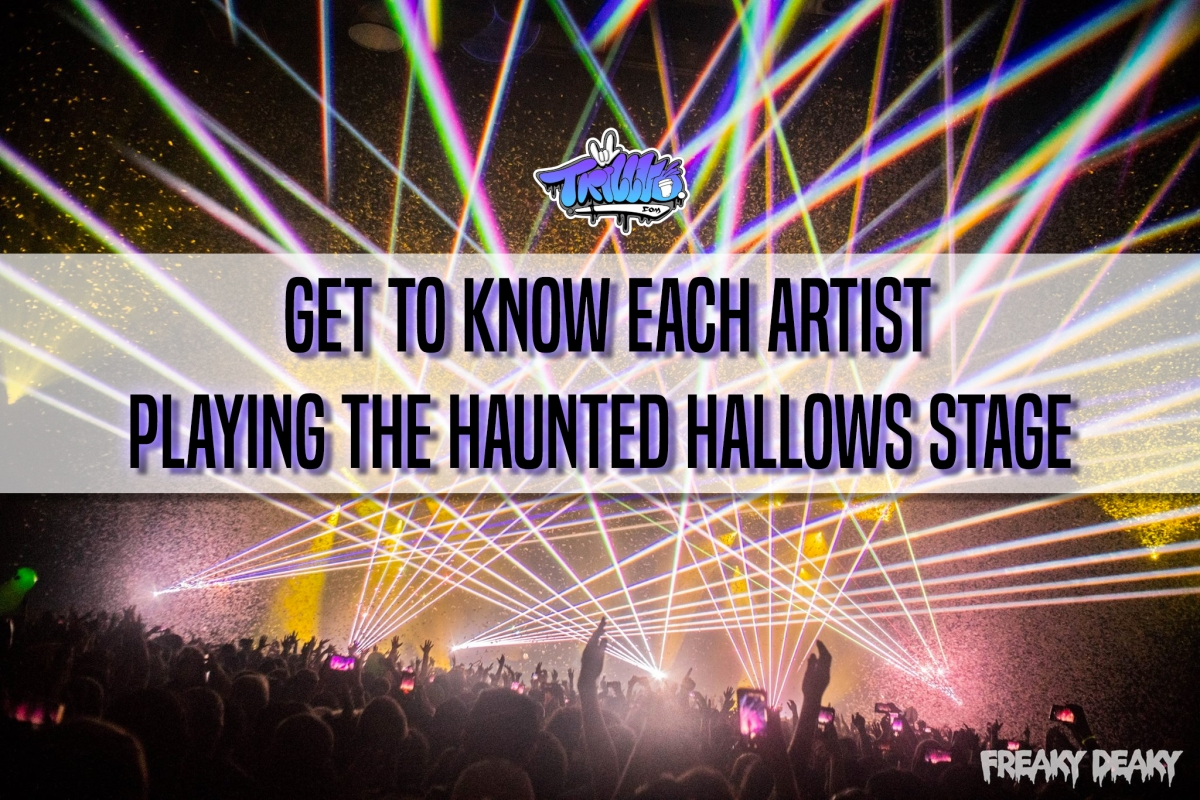 Get To Know Each Local Artists Playing Freaky Deaky.