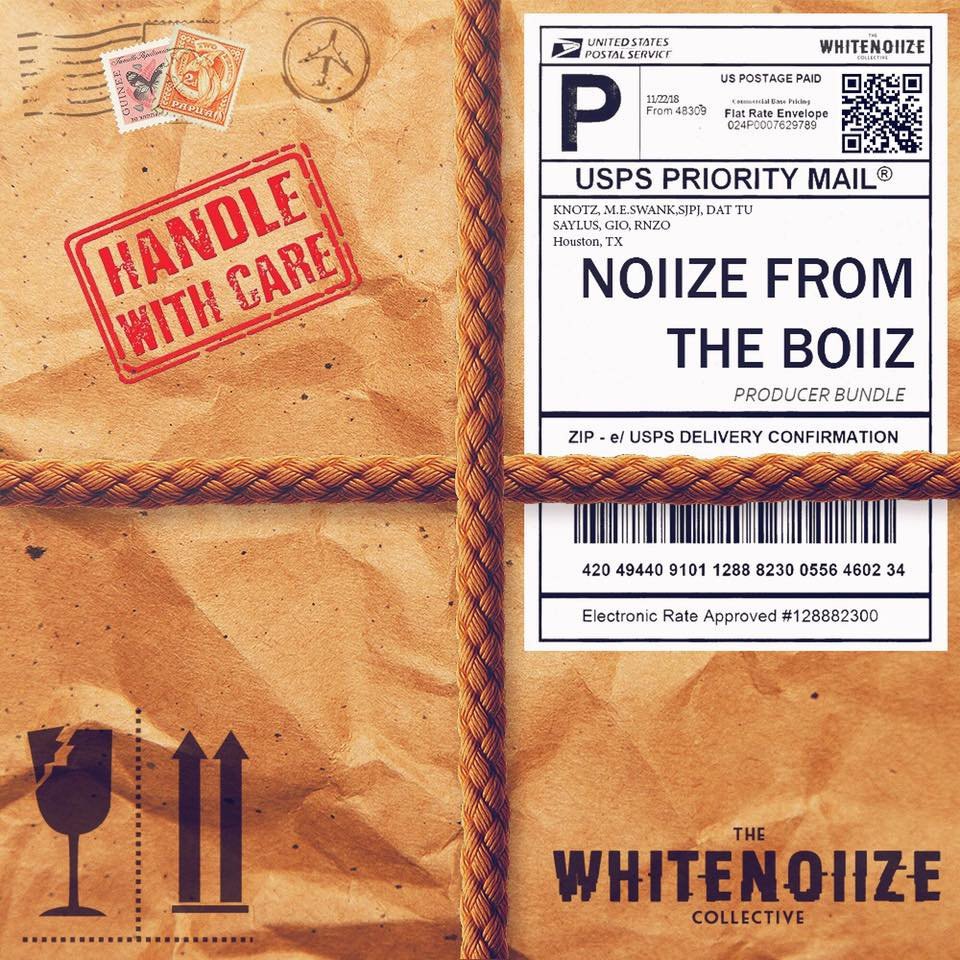 The WhiteNoiize Collective + Trillvo presents: Noiize from