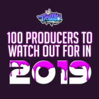 TRILLVO's 100 Producers to Watch in 2019!