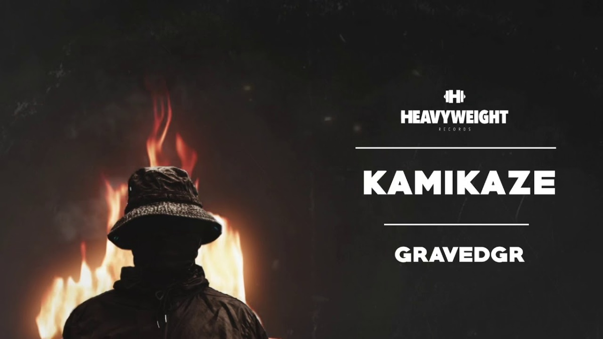 Gravedgr- Kamikaze (Review)