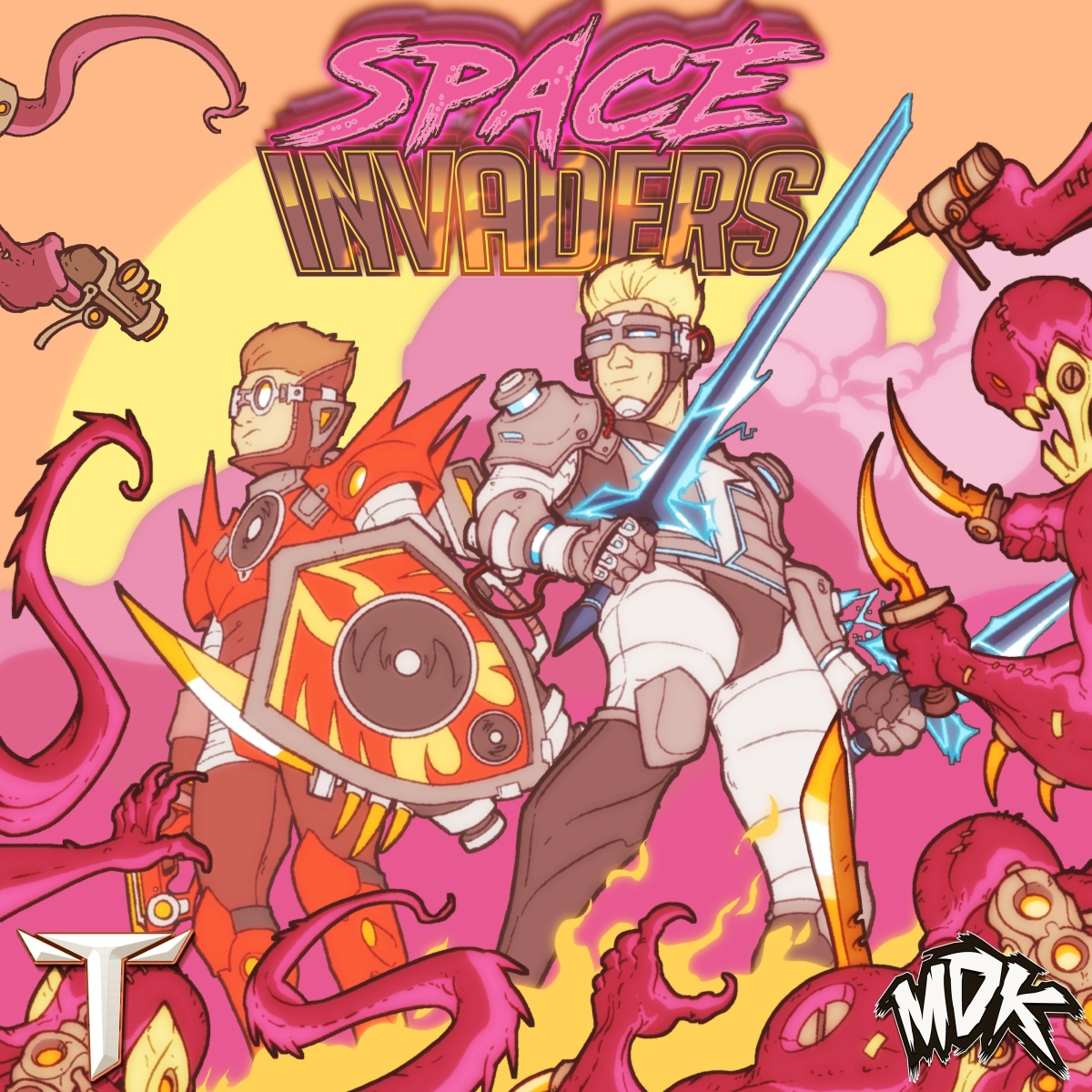"Teminite & MDK Get Out of This World on ""Space Invaders"""