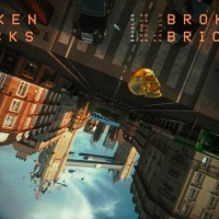 Droeloe Brings All the Vibes with Broken Bricks