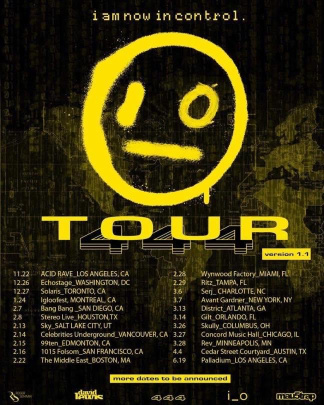 Acid 444 Tour