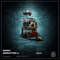 Infekt Releases New EP Paired with A Power Punched Mini- Mix